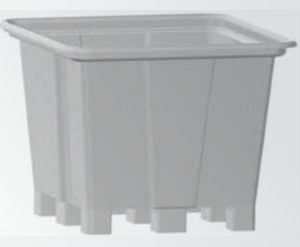 A 500 Liter Pallet Box