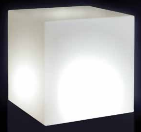 A Luminous Cube